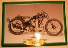 AJS R7 350 SINGLE VINTAGE CLASSIC MOTORCYCLE RACE BIKE 1930'S PICTURE  1930