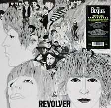 "Beatles ""Revolver"" 2012 Apple Records Lp 180g Vinyl - Brand New SEALED LP!!"
