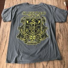 Sleeping Giant Band Tee Shirt Size M #11179