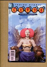 Haven: The Broken City #1-4 - FIRST 4 Issues  -2002 (Grade 9.2) WH