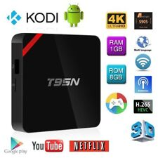 Mini T95N MX+ S905 Android 6.0 Smart HD 4K Quad Core Kodi 16.0 WIFI 1G/8G TV Box