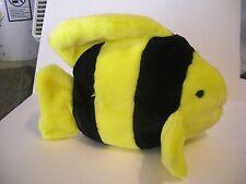 1319d176287 New listing TY Beanie Buddy   BUBBLES yellow black clown fish 8