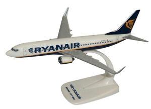 RYANAIR Boeing 737-800 Scala 1:200 Aereo Modellino Da Collezione B738 EI-ENX