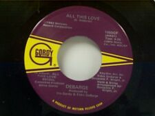 "DeBARGE ""ALL THIS LOVE / I'M IN LOVE WITH YOU"" 45 MINT"