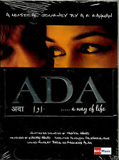 ADA... A WAY OF LIFE  - NEW  BOLLYWOOD SOUND TRACK CD SONGS - FREE UK POST