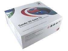 Sandio 3D Game O2 High Performance Laser Gaming Mouse NIB