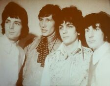 "Pink Floyd Poster Print - Late 1960s - Syd Barrett - Roger Waters 11""x14"" Sepia"