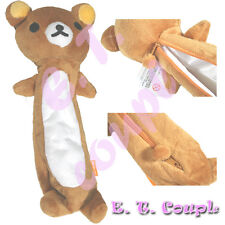 San-X Korilakkuma Lazy bear BRW plush doll pencil pouch