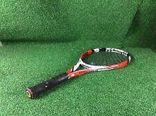"Wilson Stream 105s Tennis Racket, 27.25"", 4 1/2"""