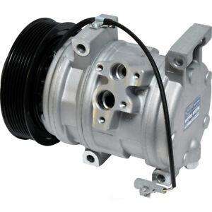 NEW A/C Compressor-10S15C Compressor Assembly UAC CO 11163C fits 05-06 Scion tC