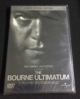 The Bourne Ultimatum Il Ritorno dello Sciacallo 2 DVD Special Edition NUOVO