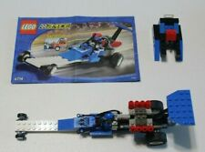Lego 6714 Race Rocket Dragster Pull-Back Motor Complete With Instructions