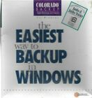COLORADO BACKUP SOFTWARE FOR WINDOWS 3.0 OR HIGHER, MS DOS VERSION 3.1 OR HIGHER