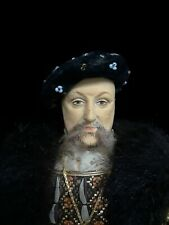 King Henry Vii by Ann Parker English Costume Dolls Made in England
