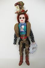 Madame Alexander Steampunk Mad Hatter Fully Articulated Doll LE
