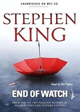 Stephen KING / (Bill Hodges Trilogy)_3 END of WATCH    [ Audiobook ]