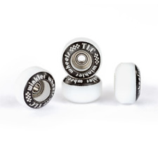 Winkler Wheels - 'TLC' White - PRO Fingerboard BEARING Wheels
