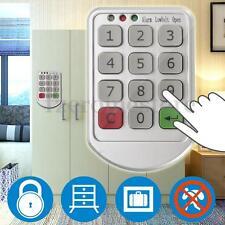 Cerradura Electrónica Inteligente Digital Seguridad Teclado Gabinete Armario