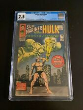 Tales to Astonish Sub-Mariner Hulk # 78 CGC 2.5