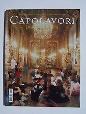 Capolavori {Masterpieces} Magazine April 2004 Issue