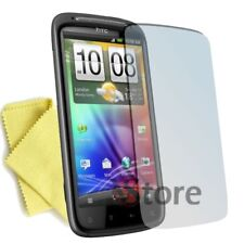 3 Film For HTC SENSATION Protection Save Screen LCD Display