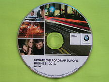 DVD NAVIGATION DEUTSCHLAND EU 2012 BMW BUSINESS E60 E61 E81 E82 E90 E91 E92 E93
