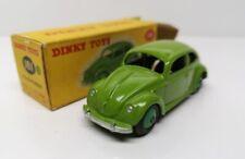 DINKY TOYS # 181 VOLKSWAGEN VW Saloon - Green - MB