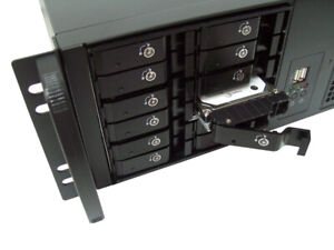"""2.5"""" and 3.5"""" HDD Enclosure Hot Swap Cage"""