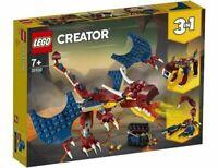 LEGO 31102 drago del fuoco