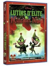 Lutins d'élite Mission Noël DVD NEUF SOUS BLISTER