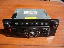 PEUGEOT 407 RT3 CITROEN C5 RADIO SET NAVIGATORE GPS MP3 AUTO RT3eV-N3-Q2 BERLINO