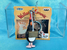 Banpresto Prize Wallace and Gromit Keychain Ring Figure Feathers McGraw
