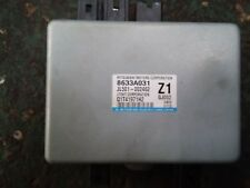 mitsubishi asx,2010,1.8 did,power steering control unit ecu P/N 8633A031