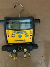 Fieldpiece Sman460 Wireless Hvacr 4 Port Digital Manifold Micron Gauge