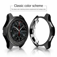 TPU Watch Case Cover Protective For Samsung Galaxy 46mm/Gear S3 Frontier Classic
