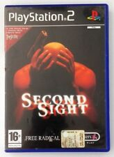 Second Sight - PS2 - Playstation 2