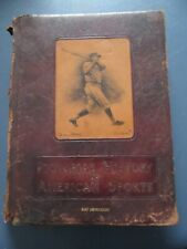 Pictorial History of American Sports John Durant and Otto Bettman 1952
