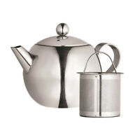 Genuine! AVANTI 500ml Nouveau Stainless Steel Tea Pot with Infuser! RRP $46.95!