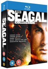 Steven Seagal, Tommy Lee Jones-Seagal Collection (UK IMPORT) Blu-ray NEW