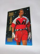 BARTHEZ  OM MARSEILLE  Carte WINNERS panini 1995 FOOTBALL CARDS PREMIUM