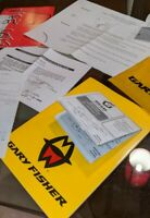 Gary Fisher 99 Getchee Gumee Bike Papers Documents Owner's Manual