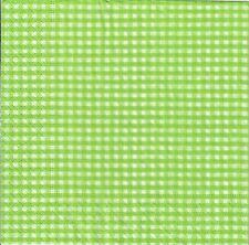 4 Single paper decoupage napkins. Background, green, lace, indigo  design - 423