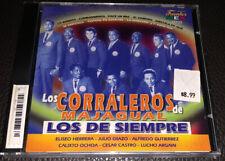 Los De Siempre By Los Corraleros De Majagual (CD, 2001, Discos Fuentes) RARE
