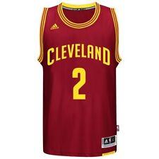 Adidas Cleveland Cavaliers Kyrie Irving Swingman Jersey Burgundy Large L drew