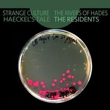 THE RESIDENTS strange culture / rivers of hades / haeckle's tale 2CD