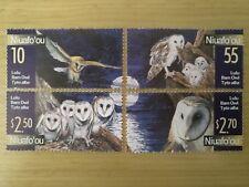 Niuafoou Stamp 2001 MNH Set