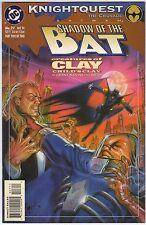 fumetto DC BATMAN SHADOW OF THE BAT AMERICANO NUMERO 27