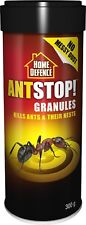 Home Defence Ant Stop! Ant & Nest Killer GRANULES 300g 119490