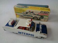 Ichiko Ford Interpol with Box