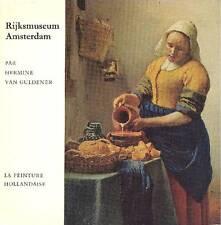 VAN GULDENER hermine, Rijksmuseum Amsterdam. La peinture hollandaise